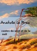 Anatole Le Braz: Contes du vent et de la nuit-Le sable hanté