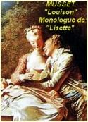 Alfred de Musset: Louison, Monologue de Lisette, I-01
