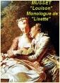 Louison, Monologue de Lisette, I-01