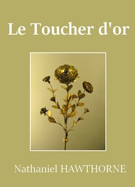 Illustration: Le Toucher d'or - Nathaniel Hawthorne