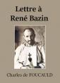 Lettre à René Bazin