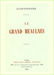 Illustration: Le grand Meaulnes, version 2 - alain-fournier