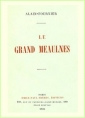 alain fournier: Le grand Meaulnes, version 2