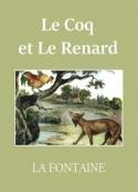 jean de la fontaine: Le Coq et le Renard et cinq autres fables