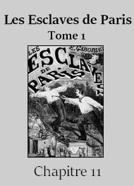 Emile Gaboriau - Les Esclaves de Paris – Tome 1 – Chapitre 11