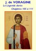 Jacques de Voragine: La Légende dorée, Chapitres 105 à 111