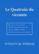 Pierre alexis Ponson du terrail: Le Quatrain du vicomte