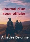 Amédée Delorme: Journal d'un sous-officier