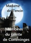 Madame de Tencin: Mémoires du comte de Comminge
