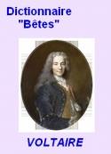 Voltaire: Dictionnaire philosophique, Bêtes