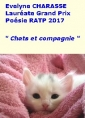 Evelyne Charasse: Chats et compagnie