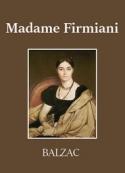 honoré de balzac: Madame Firmiani