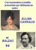 Balzac carraud bouteron: « Correspondance inédite, suite, 04 »