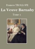 Frances Trollope: La Veuve Barnaby (Tome 1)