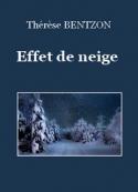 Thérèse Bentzon: Effet de neige