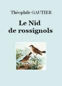 théophile gautier: Le Nid de rossignols