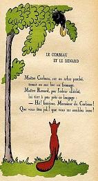 jean de la fontaine - Le corbeau et le renard _ avec bruitages MAO