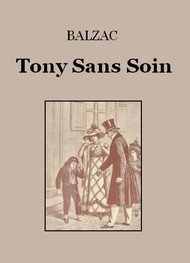 Illustration: Tony Sans Soin - honoré de balzac