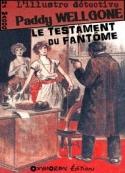 H.J. Magog : Le Testament du fantôme