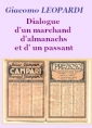 Dialogue d'un marchand d'almanachs et d'un passant