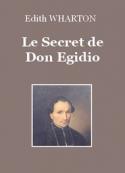 Edith Wharton: Le Secret de Don Egidio