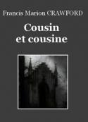 Francis marion Crawford: Cousin et cousine