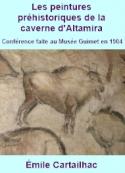 Cartailhac Emile: Les peintures préhistoriques de la caverne d'Altamira