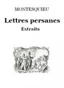 Montesquieu: Lettres persanes (Extraits)