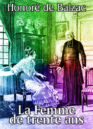 Illustration: La Femme de trente ans - honor� de balzac