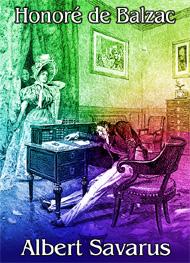 Illustration: Albert Savarus - honoré de balzac