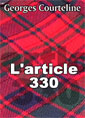 Georges Courteline: L'Article 330