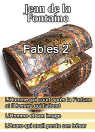 Illustration: fables2 - jean de la fontaine