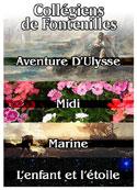 collégiens de Fontenilles: Ulysse-Midi-Marine-Etoile