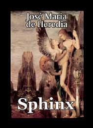 Illustration: Sphinx - Jos� Maria de Heredia