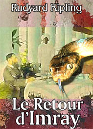 Illustration: Le Retour d'Imray - rudyard kipling