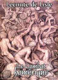 Illustration: Le Combat hom�rique - Leconte de Lisle