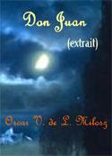 Oscar V de L Milosz: Don Juan