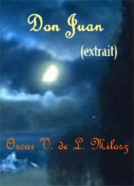 Oscar V de L Milosz - Don Juan
