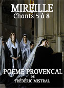 Frédéric Mistral: Mireille-Chants5-8