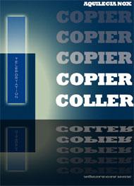 Aquilegia Nox - Copier Coller