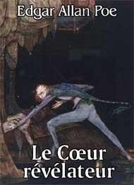 Illustration: Le Cœur révélateur - edgar allan poe