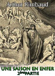 Illustration: Une saison en enfer (part2) - arthur rimbaud