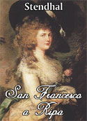 Stendhal: San Francesco a Ripa