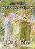 Marceline Desbordes-Valmore: Dans l'été