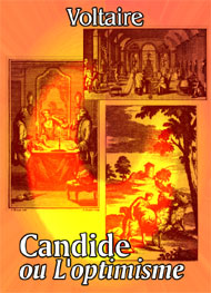 Illustration: Candide ou L'optimisme - voltaire